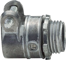 Squeeze Type BX-Flex Connector,straight