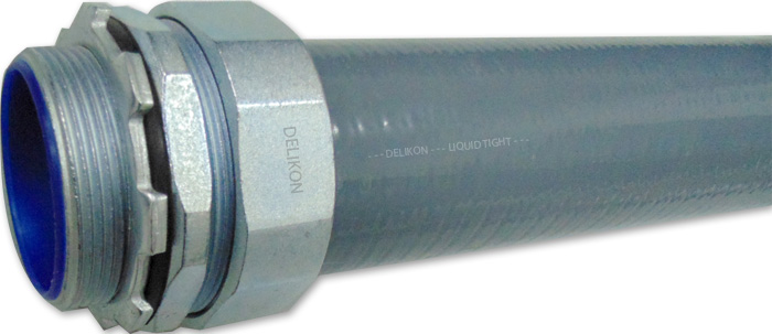 DELIKON LIQUID TIGHT STEEL CONDUIT system