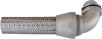 Emi shield over Braided Flexible Conduit for Variable frequency drive cable (VFD)